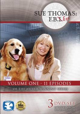 Sue Thomas F.B.EYE Volume 1 (3-DVD Set)