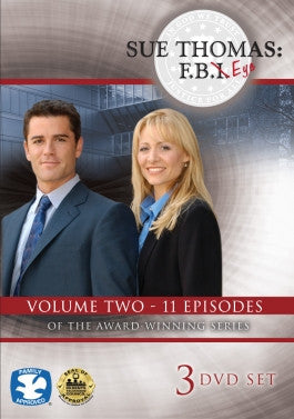 Sue Thomas F.B.EYE Volume 2 (3-DVD Set)