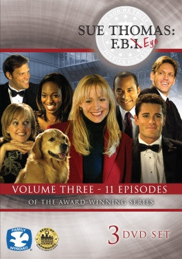 Sue Thomas F.B.EYE Volume 3 (3-DVD Set)