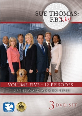 Sue Thomas F.B.EYE Volume 5 (3-DVD Set)