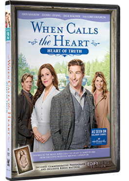 When Calls the Heart (WCTH) Season 4, Heart of Truth DVD