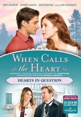 When Calls the Heart: Hearts in Question Season 3 Vol 5 DVD