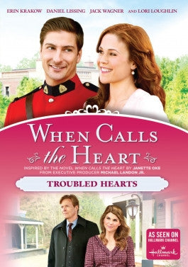 When Calls the Heart: Troubled Hearts Season 3 Vol 2 DVD