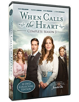 when calls the heart season 3 DVD cover