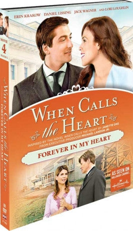 When Calls the Heart: Forever in My Heart Season 3 Vol 4 DVD