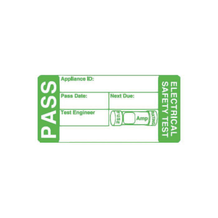 Pass Labels (x500)