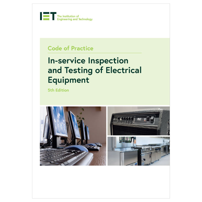 IET Code of Practice - 5th Edition