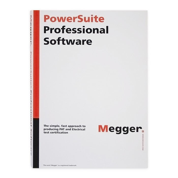 Megger Powersuite Professional Contractor