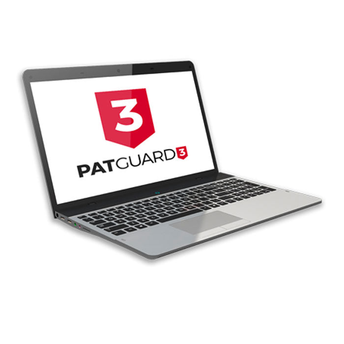 Seaward PATGuard 3 Elite Software