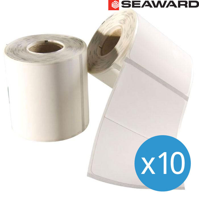 Seaward TNTE180 Test n Tag Elite Printer Labels (x10 Rolls)