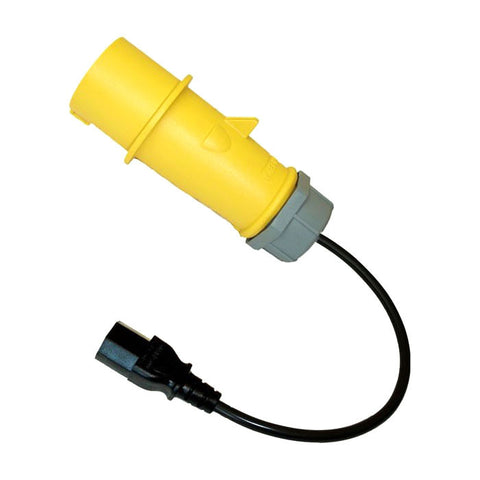 110V 16A Extension Lead Adaptor