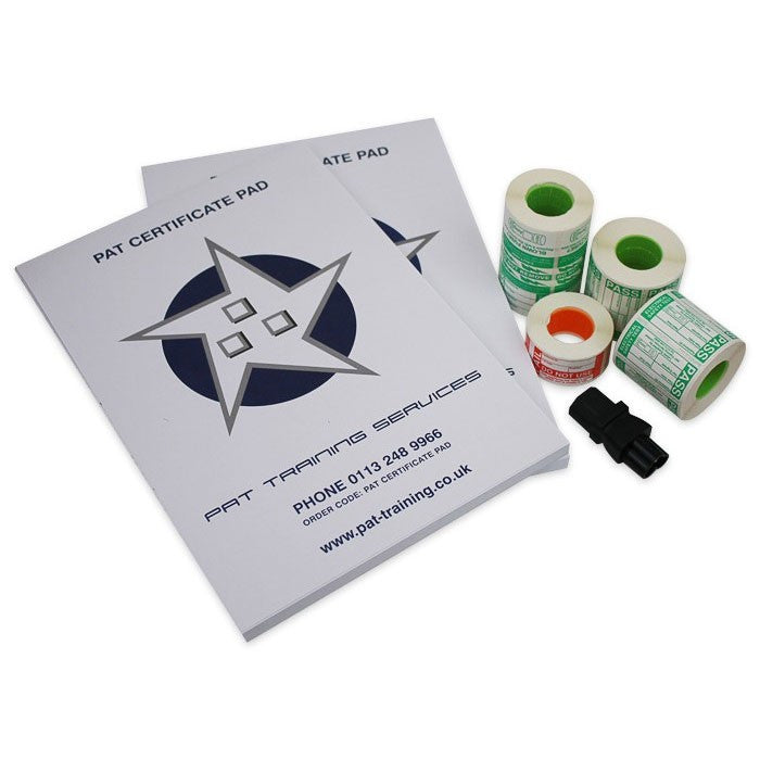 Portable Appliance Testing Accessory Kit 1