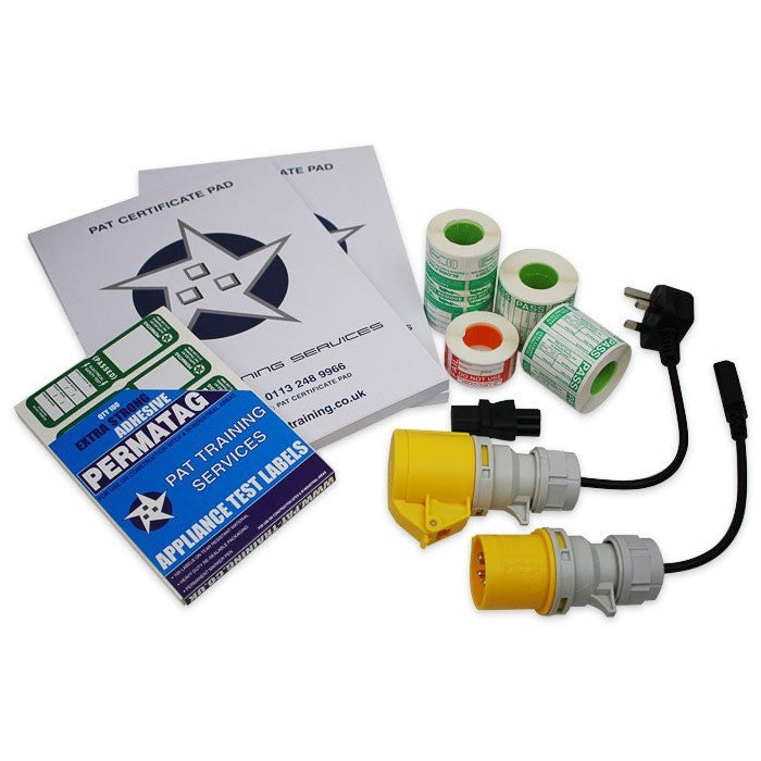 Portable Appliance Testing Accessory Kit 2