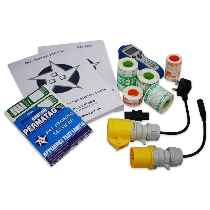 Portable Appliance Testing Accessory Kit 3