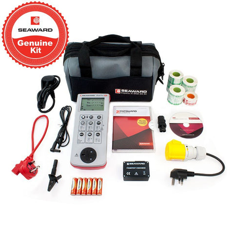Seaward Primetest 250+ PAT Tester Elements Bundle