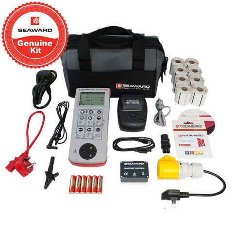 Seaward Primetest 250 Plus Pro Bundle with Software