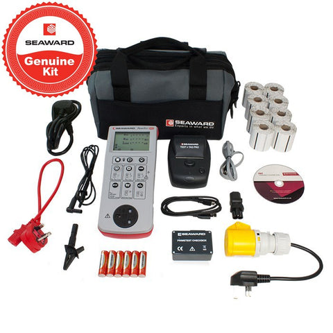Seaward Primetest 250 Plus PAT Tester Pro Bundle