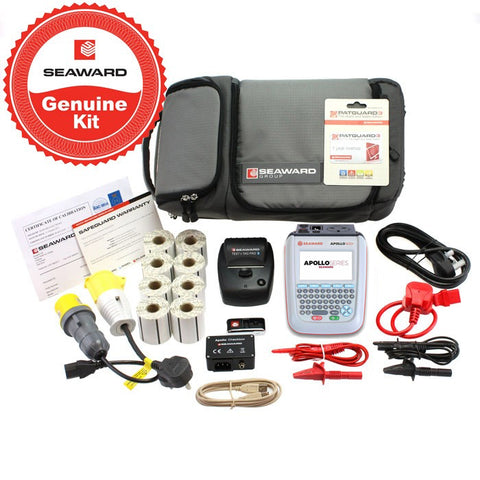 Seaward Apollo 600+ Pro Printer & PATGuard Elite Kit