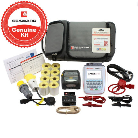 Seaward Apollo 600+ Elite Printer & PATGuard Elite Kit