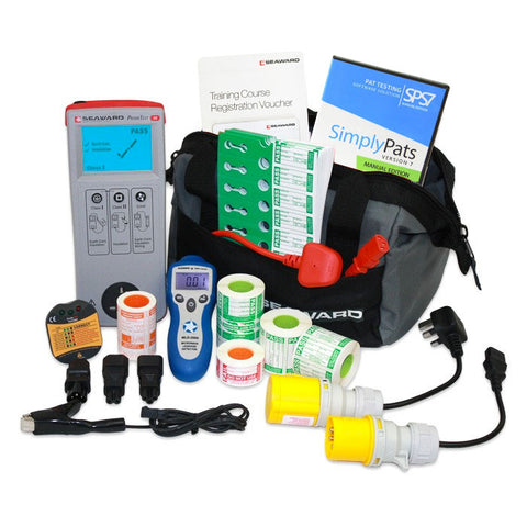 Seaward Primetest 50 Kit D
