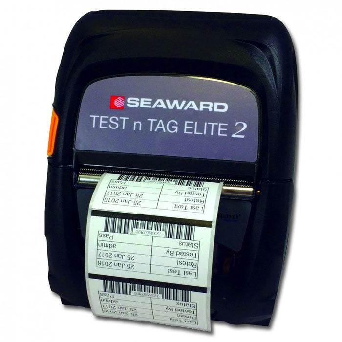 Seaward Test n Tag Elite 2 Printer