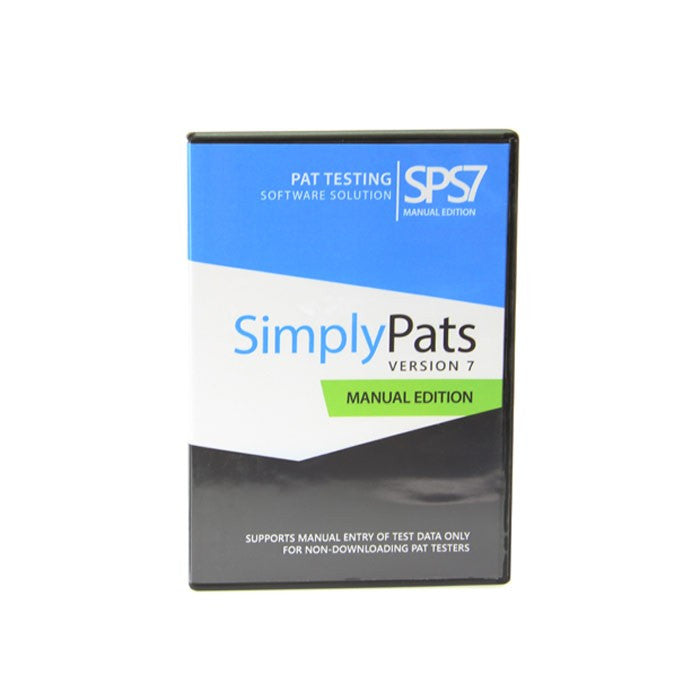 SimplyPATs Version 7 Manual Software