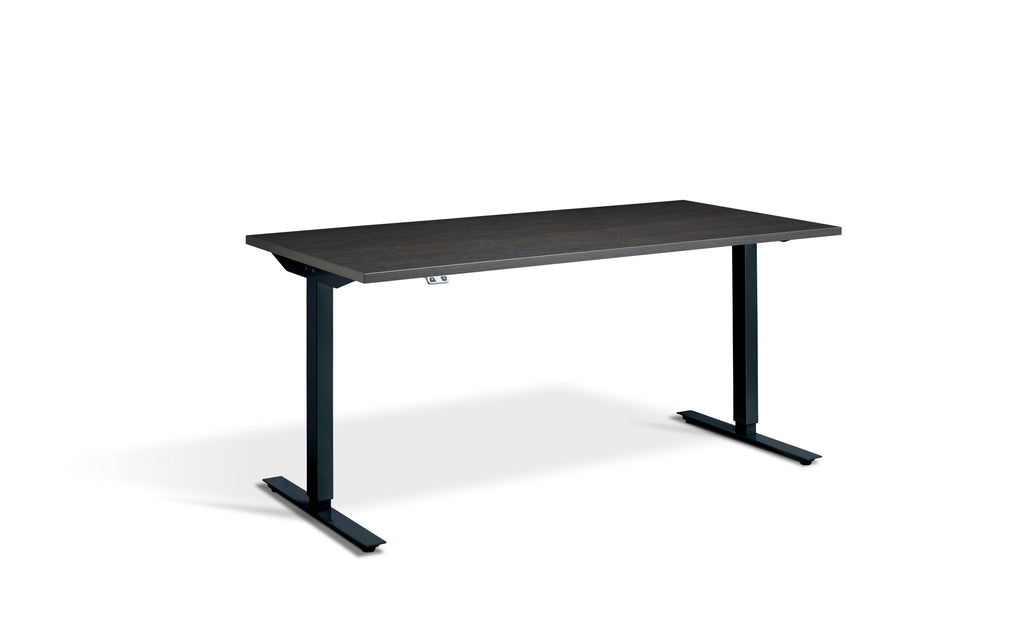 SitStand Core Electric Standing Desk - Black Frame