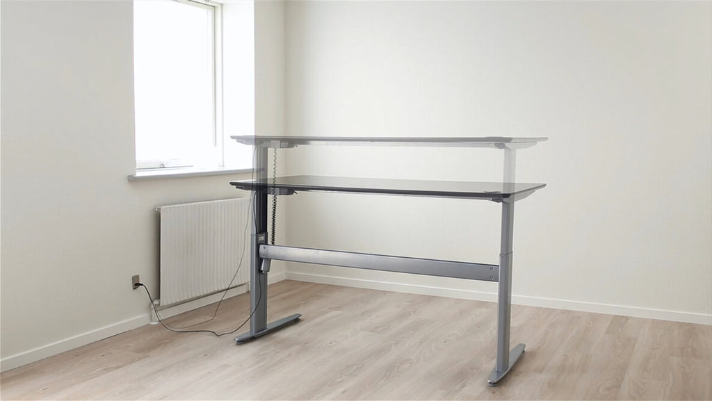 Height Adjustable Standing Desk | Sit Stand