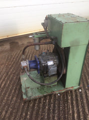 Hydraulic Power Pack with 4kW Brook Crompton Parkinson Motor