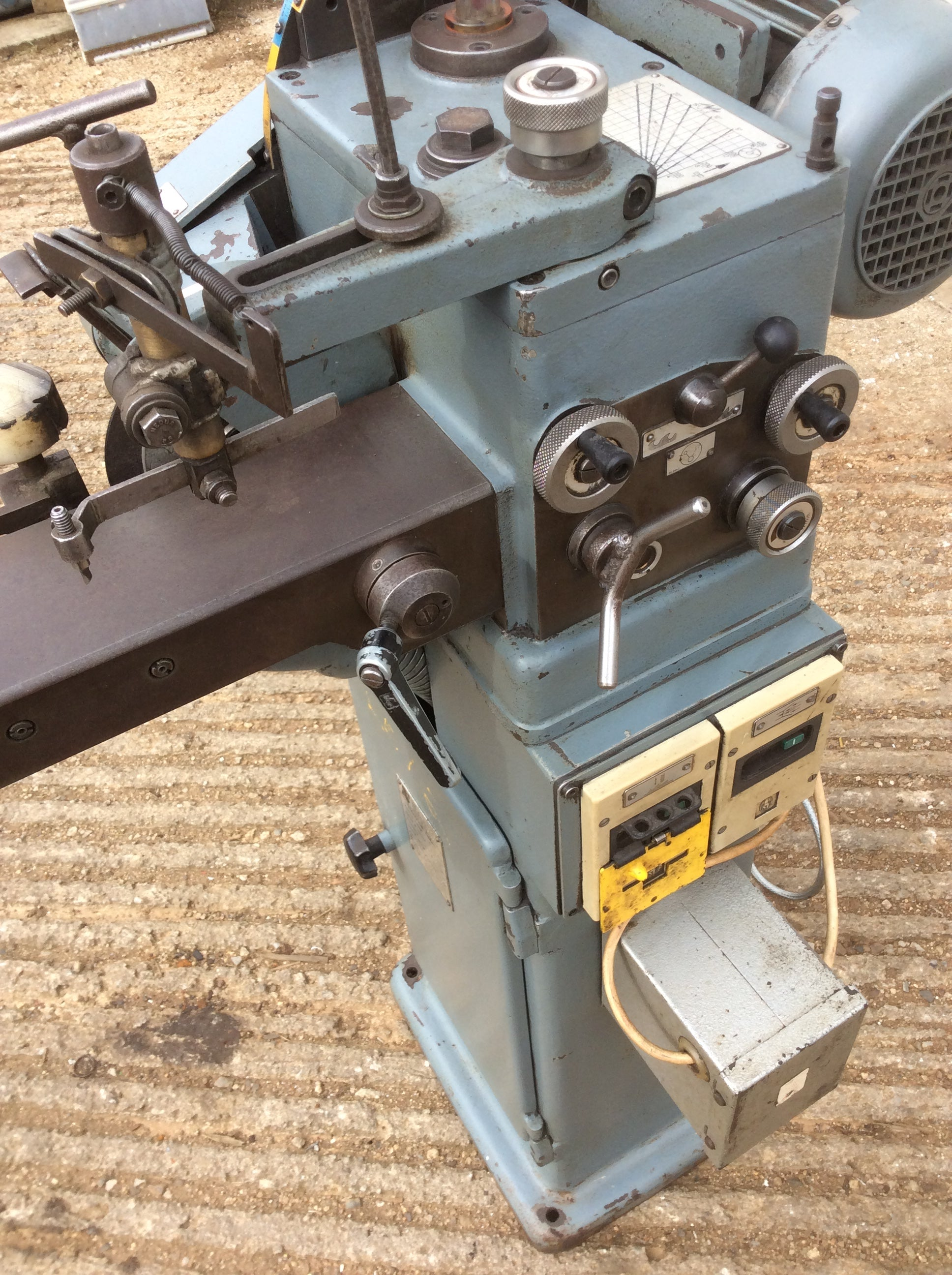 Bauknecht Saw Blade Sharpener
