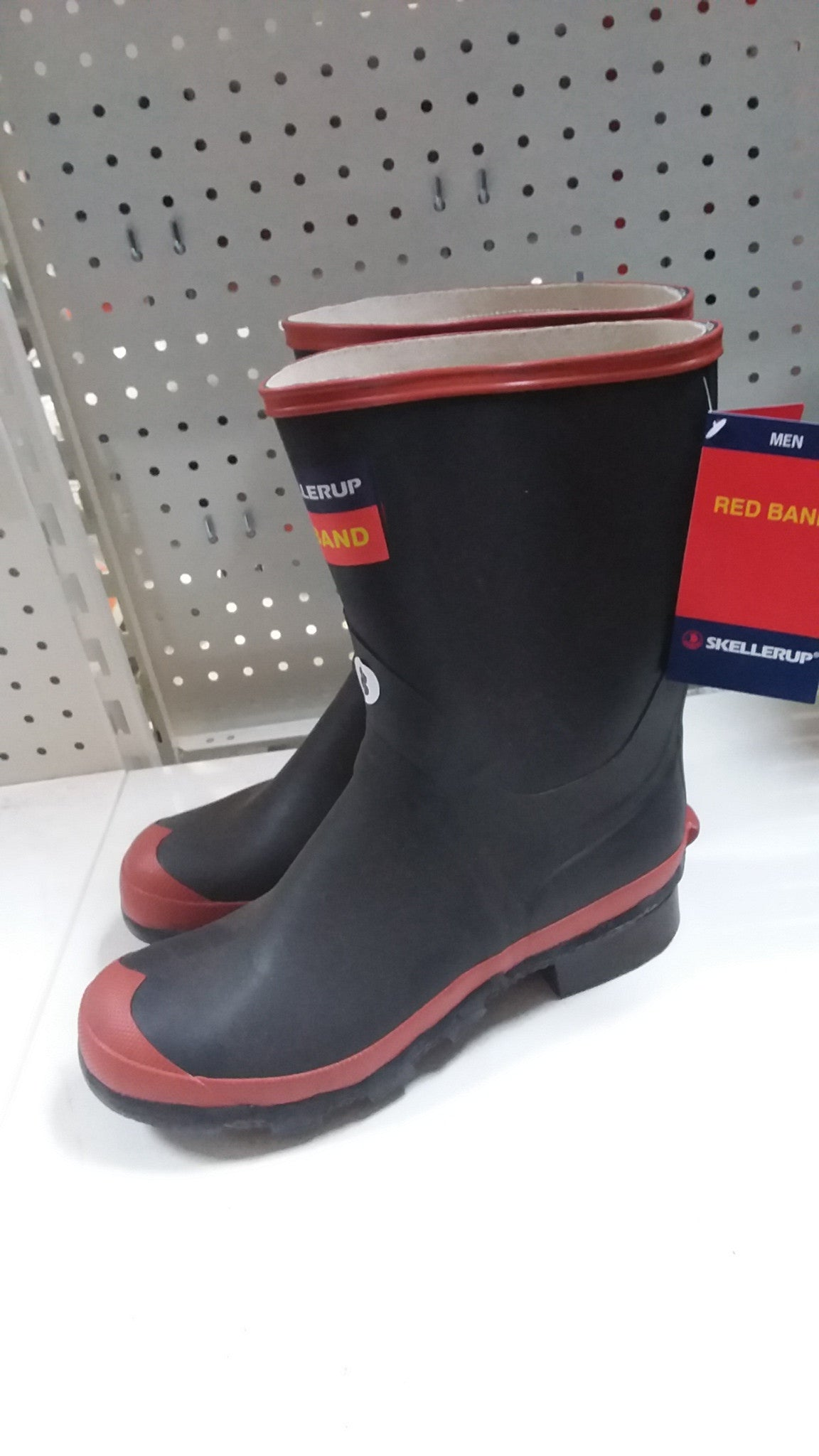 Redband Boots