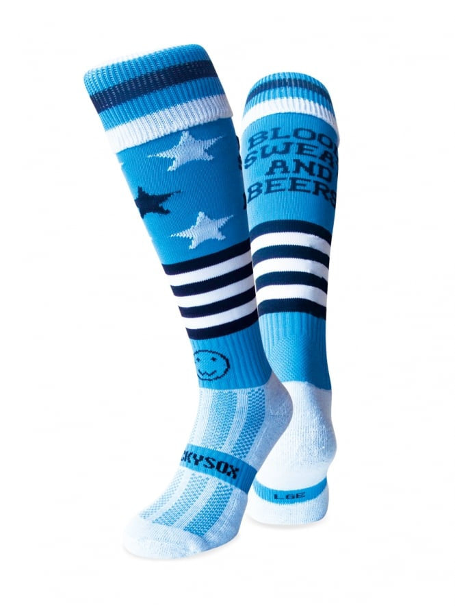 Wacky sox. Large=7-11, Xlg=11-14