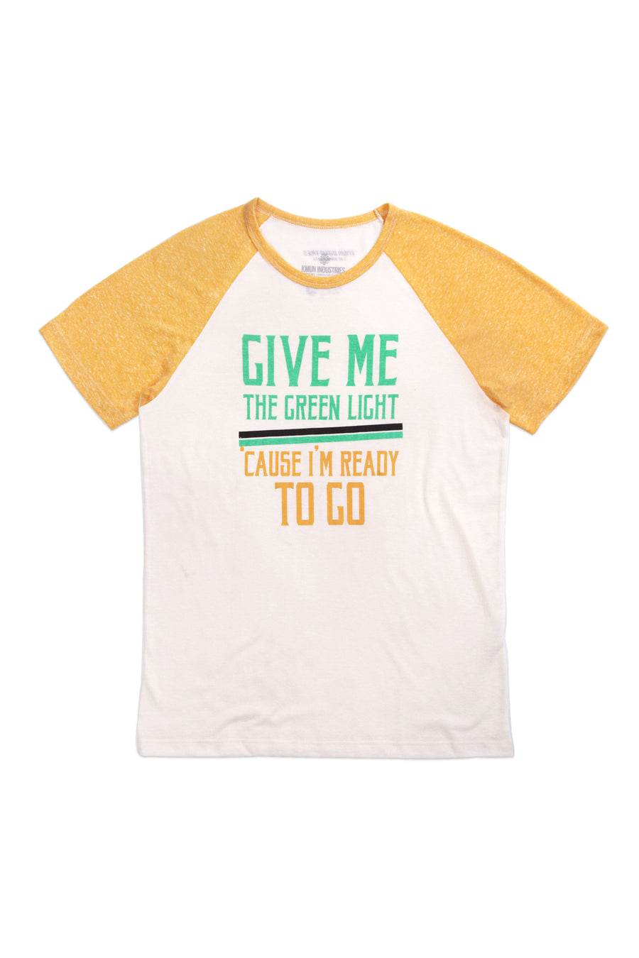 T-Shirt - Greenlight