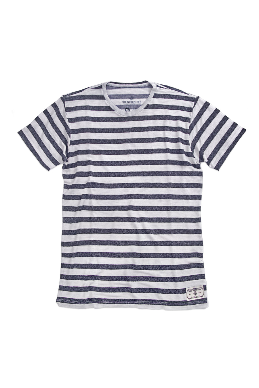 T-Shirt - Premium Basic Stripe
