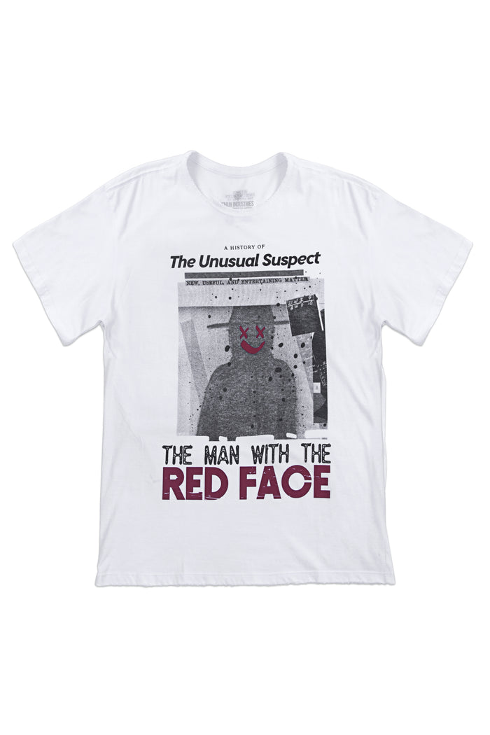 T-Shirt - Red Face