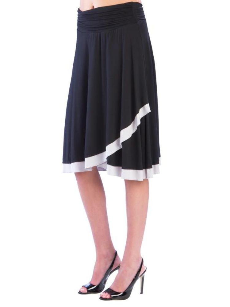 Midi Pocket Skirt