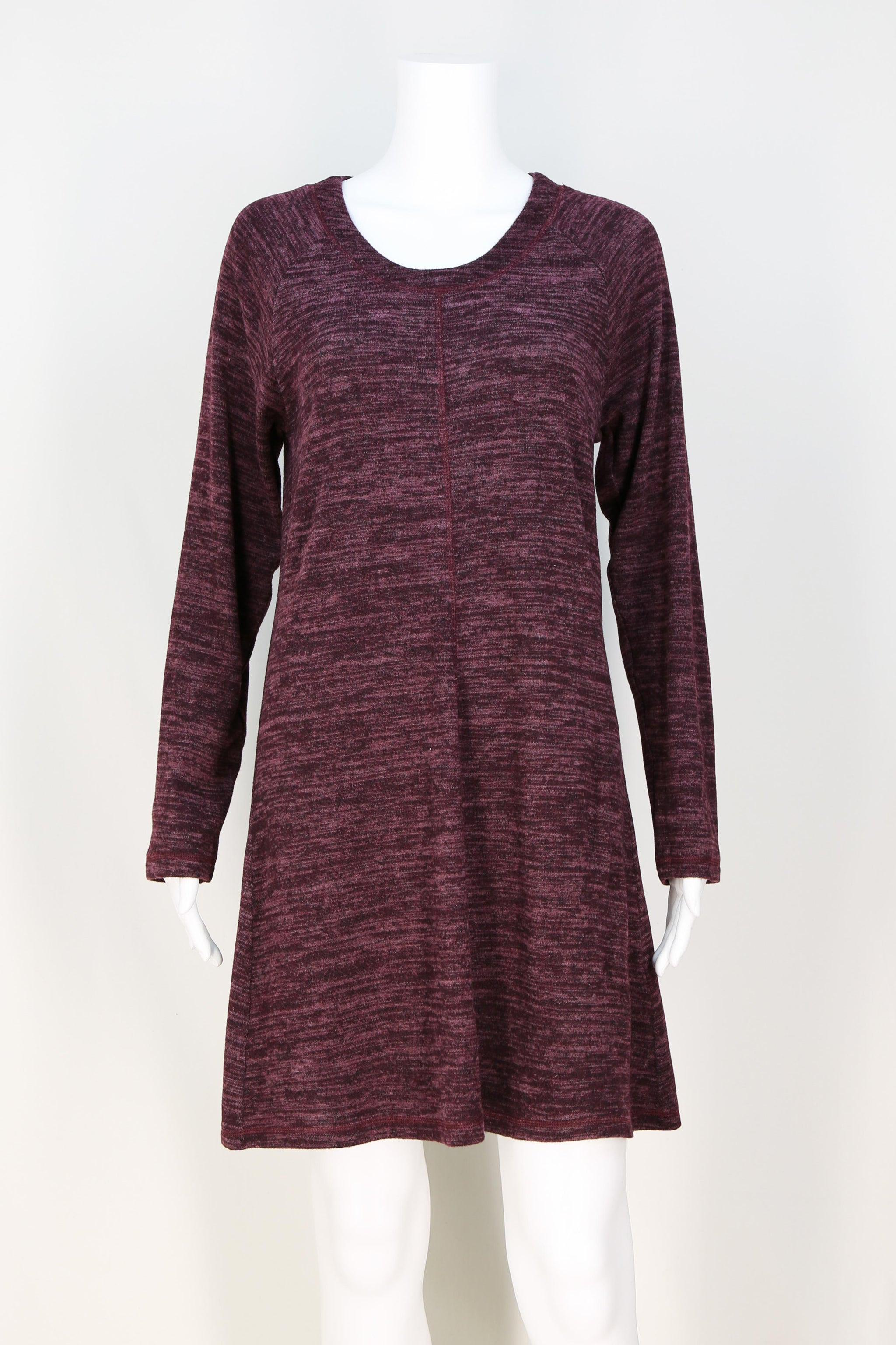 Cozy Cover Stitch Dress