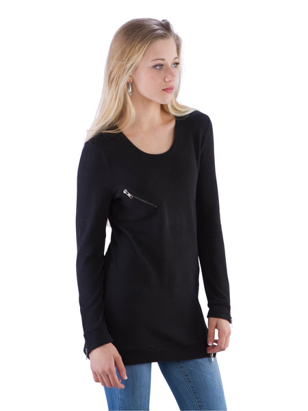 Zipper Tunic