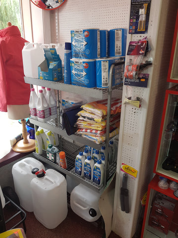 Chemical Toilet Supplies