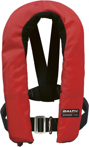 Baltic 150 Winner Automatic Lifejacket - Jeckells Chandlery Oulton Broad
