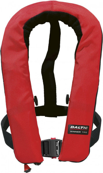 Baltic 150 Winner Manual Lifejacket - Jeckells Chandlery Oulton Broad