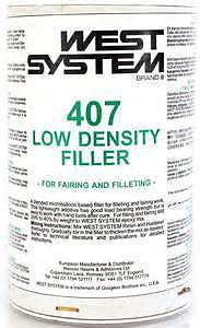 WEST SYSTEM 407 LOW DENSITY FILLER 150g - Jeckells Chandlery Oulton Broad