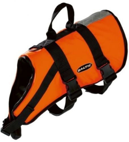 BALTIC PETFLOAT DOG CAT FLOTATION BUOYANCY AID SIZE XL 40+ KG STANDARD - Jeckells Chandlery Oulton Broad