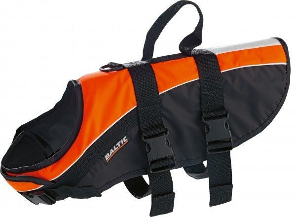 BALTIC MASCOT PETFLOAT DOG CAT FLOTATION BUOYANCY AID SIZE M 8-15KG - Jeckells Chandlery Oulton Broad