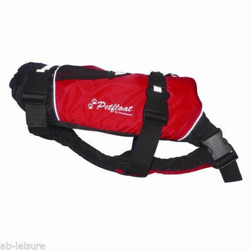 CREWSAVER PETFLOAT DOG CAT FLOTATION BUOYANCY AID SIZE XS - Jeckells Chandlery Oulton Broad