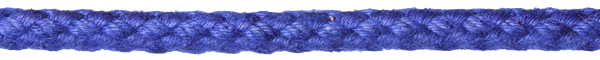 8 Plait Matt Polyester 8mm Blue - Jeckells Chandlery Oulton Broad