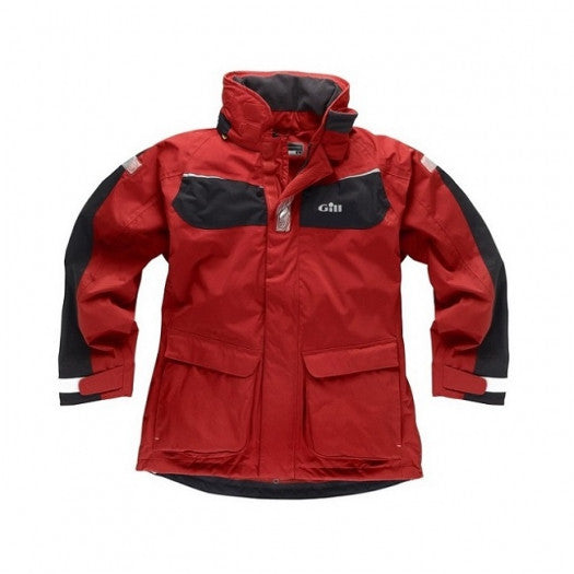 Gill Coast Jacket Mens - Jeckells Chandlery Oulton Broad