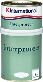 INTERNATIONAL INTERPROTECT WHITE 750ml - Jeckells Chandlery Oulton Broad