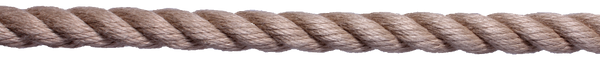 3 Strand Matt Polyester Buff - 10mm - Jeckells Chandlery Oulton Broad