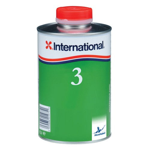 INTERNATIONAL THINNER NO 3 1LTR - Jeckells Chandlery Oulton Broad